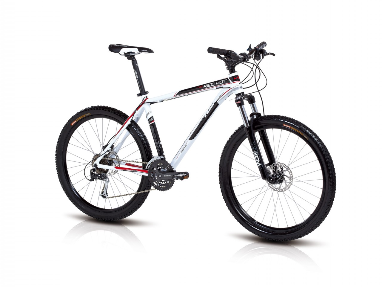 RED-HOT DISC MTB 18,5