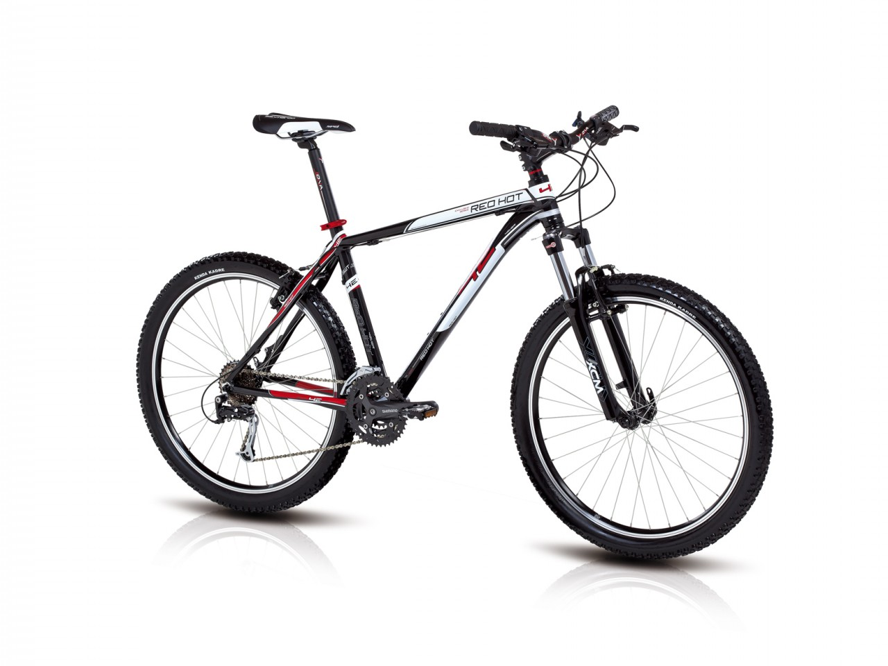 RED-HOT DISC MTB 17