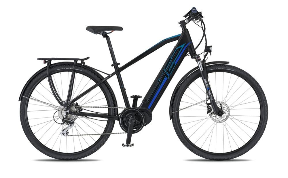 Elektrokolo 4EVER MERCURY AC-TREK 2020 black/blue
